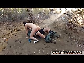 Male cop strip search and female police Kayla West was caught lusty