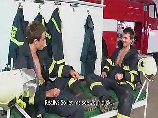 Czech fireman 3 bareback