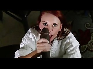gorgeous redhead janet mason pov blowjob bbc and cumshot - cambooty.tk