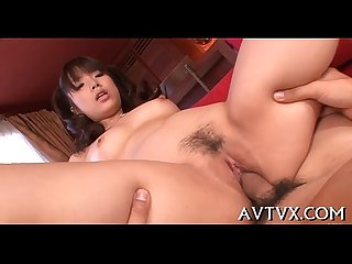 Ultra-wet japanese twat toying