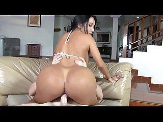 Fetish booty slut gets rammed