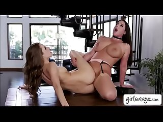 Curvy chick angela white licked and fucked kimmy granger