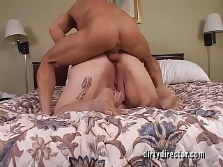 BBW Asshole Is fucked Good and Deep