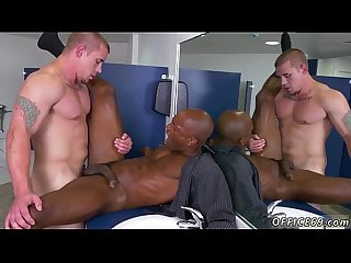 Gay oral orgasm at sex video The HR meeting