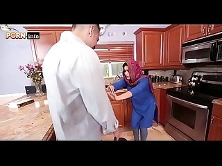Hot Arab Hijabi Muslim Gets Fucked by man XXX video Hot