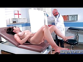 (Cytherea) Sexy Patient Come At Doctor And Get Hardcore Bang clip-07
