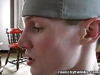 Hot Twinks' Homemade Porn Vid
