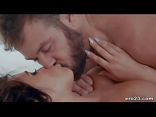 Adriana Chechik's hairy pussy filled with a thick cock
