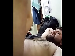 Gay bottom Ankit Sharma from Delhi gets his ass ripped