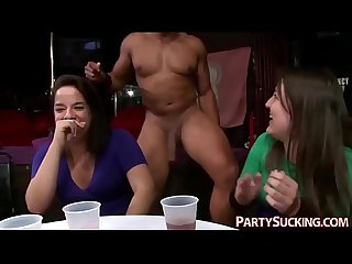 Wild Ladies Blow Cocks