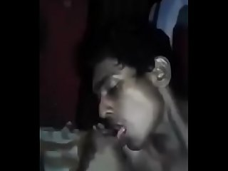 Indian boy sucking till cumshots