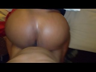 Ebony Milf Loves Young Dick