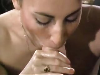 Best vintage blowjob and facial - Loni Sanders