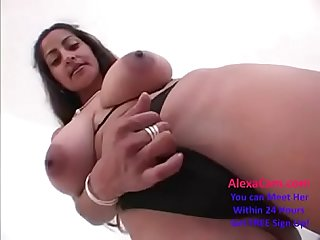huge indian tits vanessa