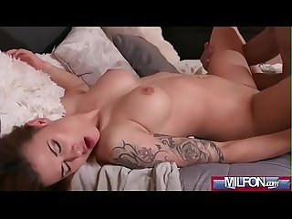 Stud Fucks Wife's Hot Older Sister(Billie Star) 03 video-15