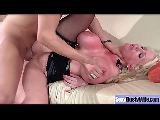 Hardcore Sex Tape With Sexy Big Round Tits Hot Wife (Alura Jenson) vid-03