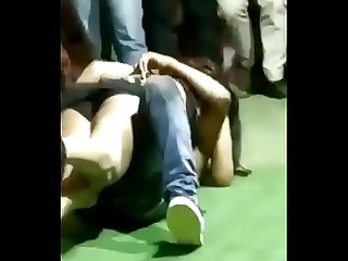 Indian Desi Party Sex / fuck video Gangbang in party Double penetration in public