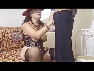 Anal games for a classy lady banged like a whore