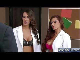 Sex Adventure With (kortney madison) Hot Patient And Dirty Mind Doctor clip-19