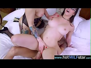 Hot Naughty Milf (ava nekane) Enjoy On Camera A Big Hard Long Cock video-09