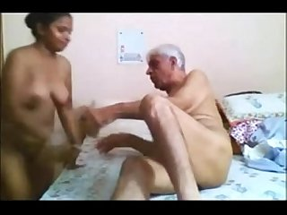 Desi Maid Fucked Hard By Old Uncle