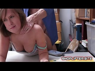 Case Number 1526784 Shoplyfter Brooke Bliss Blackmailed By Officer