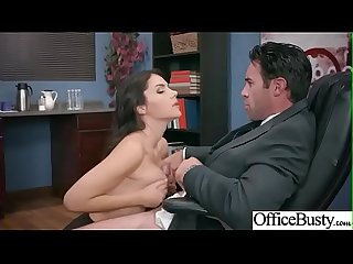 Hot Sex In Office With Big Round Boobs Girl (Valentina Nappi) video-30