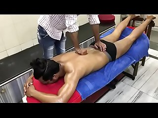 Amazing Body Massage By Indian Barber