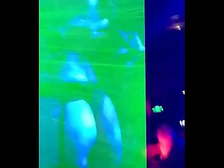 Chinese nightclub sexy girls dance