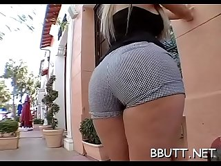 Biggest booties porn