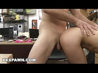 XXXPAWN - Sadie Leigh Steals Scooter, Gets Fucked by Sean Lawless