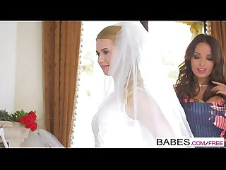 Babes - Step Mom Lessons - (Anissa Kate, Violette Pink) - Naked Nuptials