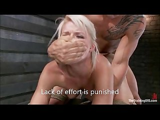 Tough guy turned into woman by evil cult (Captions)