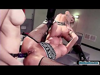 Most busty hardcore lesbian sex ever 20