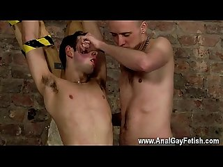 Free gay twink and boy porno videos Spitting Cum In A Slaves Face