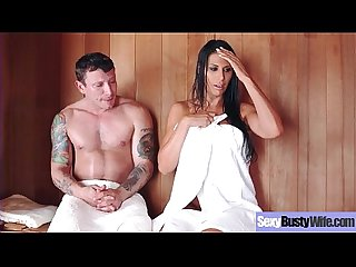 Sexy Housewife (Makayla Cox) With Big Jugss Nailed Hardcore On Cam vid-05
